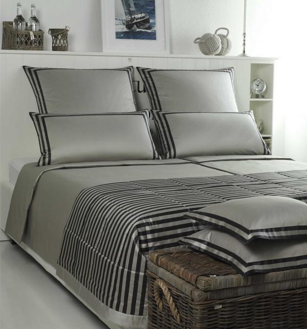 yacht bettw sche garnitur newport mako satin damian de b ck e k. Black Bedroom Furniture Sets. Home Design Ideas